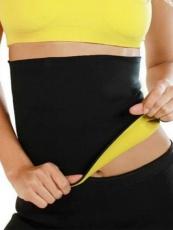 Women Neoprene Hot Body Shaper Sports Waist Trainer Belt
