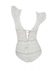 Slimming Women Lace Floral Body Shaper Shapewear Wholesale