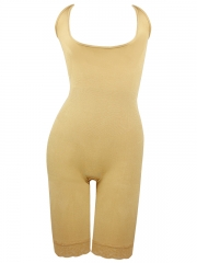 Seamless Lace Trim Butt Lift Body Shaper Shapewear Wholesale