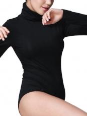 High Collar Bodysuits Long Sleeve Body Shaper Wholesale