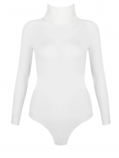 High Collar Bodysuits Long Sleeve Body Shaper Wholesale