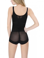 Adjustable Straps Slimming Lace Bodysuits Body Shaper