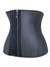 3 Zip n Clips Latex 11 Steel Boned Waist Training Corsets