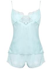 Elegant Chiffon Babydolls Lace Robes Lingerie Wholesale