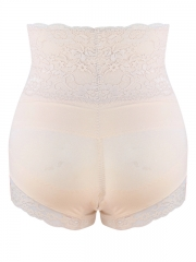 Women Lace Shapewear High Waist Body Shaper Control Panties