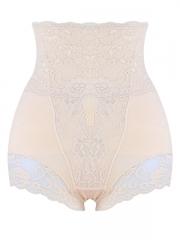 Women Lace Shapewear High Waist Body Shaper Control Panties