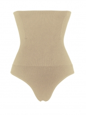 4 Steel Boned Shapewear High Waist Tummy Control Body Shaper