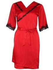 Sexy Women Silk Bathrobes Gowns Robes Lingerie Wholesale