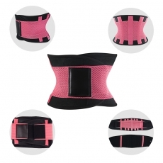 Unisex Body Shaper Thin Sports Waist Trainer Recovery Belt