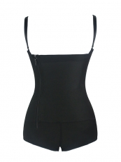 Zipper n Clips Women Shapewear Latex Body Shaper Wholesale