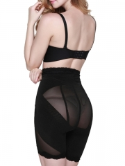 Bandage Adjustable Boyshorts High Waist Butt Lift Shaper