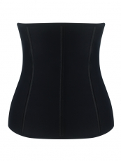 Steel Boned Latex Shaper Waist Training Corset Cincher