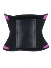 Breathable Hole Latex Shaper Sports Waist Trainer Corsets