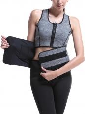 Neoprene Shaper Compression Vest Sports Waist Trainer Belt