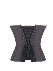 Gothic Steampunk Halter Overbust Corsets Tops Wholesale