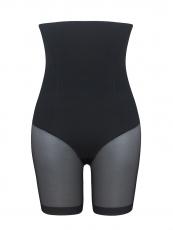 Women High Waist Body Shaper Thin Thighs Slimmer Shapewear