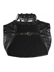 Gothic Women Steampunk Corsets Top Dobby Bolero Wholesale
