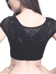 Adjustable Lace Body Shaper Back Support Posture Corrector