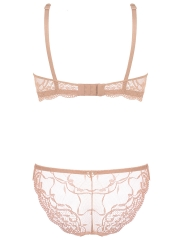 Charming Lace Intimate Underwear Padded Push Up Bra Sets