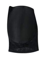 Plus Size Sheer Lace Control Bodyshort Butt Hip Lift Shaper