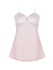 Champagne Lace Nightgown Silk Nightdress Sleepwear Wholesale