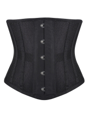 Breathable Mesh Steel Boned Waist Training Corsets Wholesale