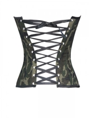Good Quality Fashion Camouflage Corset