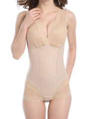 Breathable Mesh Body Shapers Slimming Thin Firm Shapewear