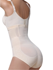 2 Steel Boned Firm Control Shapewear High Waist Body Shapers