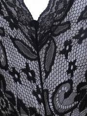 Women Sexy Transparent Lace Lingeries Teddies Nightwear