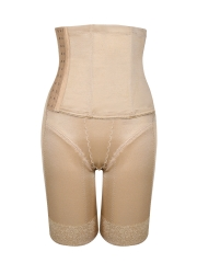 High Waist 6 Steel Boned Butt Lifter Control Body Shaper
