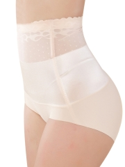 2 Steel Bone Control Panties High Waist Seamless Body Shaper