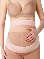 Lace Pregnancy Maternity Support Belt Body Shaper Belly Band