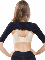 Long Sleeve Arm Body Shaper Back Shoulder Support Corrector
