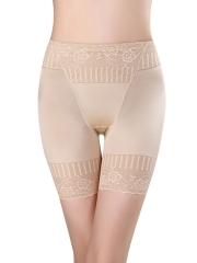 Women Lace Tummy Control Thigh Body Shaper Panties