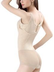 Slimming Bodysuit Shapewear Firm Compression Body Shaper