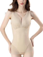 Slimming Bodysuit Shapewear Firm Compression Body Shaper