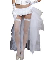 Vintage High Low Tulle TuTu Party Wedding Maxi Skirt