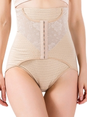 Breathable Adjustable High Waist Shapewear Lace Body Shaper