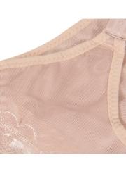 Plus Size Clips n Zipper Shapewear Slimming Lace Body Shaper