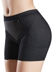 Front Zip Seamless Control Panties Butt Lifter Body Shaper