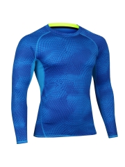 Mens Long Sleeve Shapewear Compression Thermal Undershirts