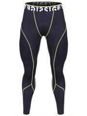 Men's Tights Sport Compression Baselayer Pants Leggings