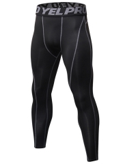 Men's Thermal Long Quick Dry Anti-microbial Stretch Leggings