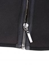 Neoprene Clip & Zip 10 Steel Bones Waist Training Corsets