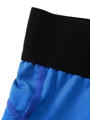 Men Compression Tight Quick-Drying Breathable Running Shorts