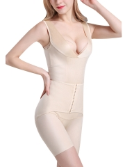 Women Adjustable Thigh Bodysuits Shapewear Body Shaper