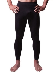 Men's Thermal Tights Pants Compression Baselayer Leggings