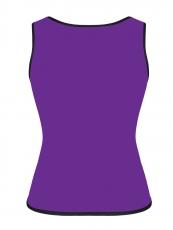 Sweat Slimming Neoprene Waist Shaper Shirt Vest Body Shapers