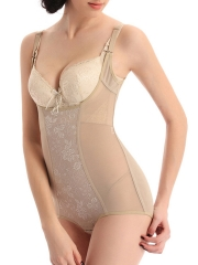 Lace Tummy Control Bodysuits Shapewear Body Shapers